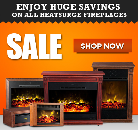 Electric Fireplace Heaters, Electric Fireplace Repair Parts