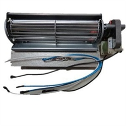 Heat Surge Cross Flow Fan With Motor And Inferred Heater