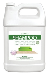 Kirby carpet shampoo gallon - Kirby sentria 2 carpet shampoo system ...