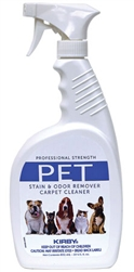 Kirby Pet Stain And Odor Carpet Cleaner